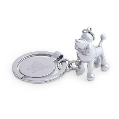 Porte-clés monnaie publicitaire hoinzo Porte-clés publicitaires