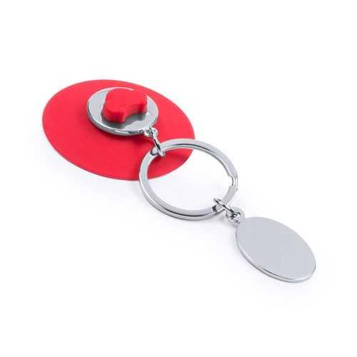 Porte-clés publicitaire coltax Porte-clés publicitaires