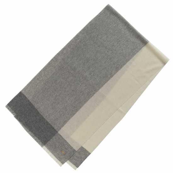 Echarpe Giada Grey Ungaro Écharpe publicitaire