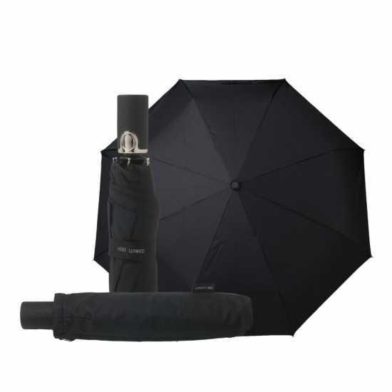 Parapluie de poche Hamilton Black Cerruti 1881 CERRUTI