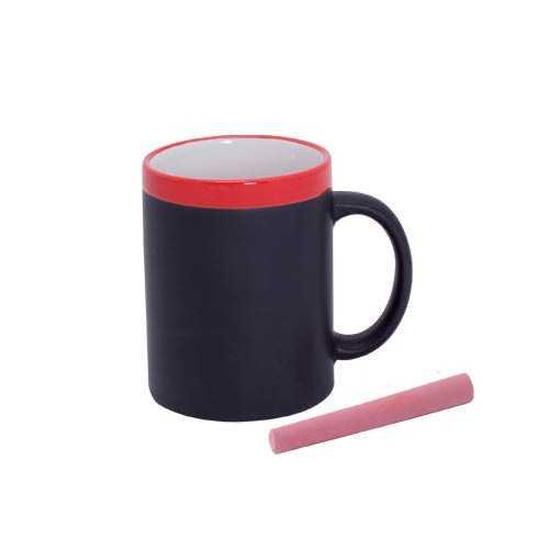 Mug ardoise personnalisable colorful Mug publicitaire