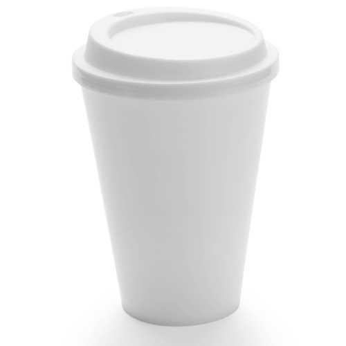Goblet plastique couvercle kimstar Mug avec Couvercle personnalisé