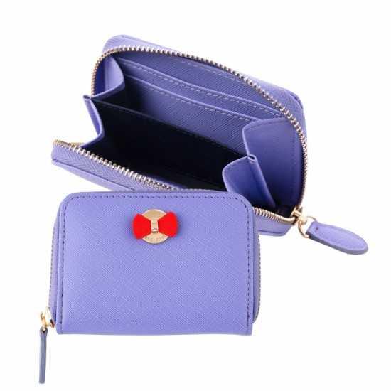 Mini Portefeuille Hortense Bright Blue Cacharel CACHAREL