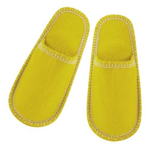 Pantoufles publicitaire cholits pantoufles personnalisées