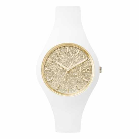 ICE glitter-White Gold-Petite Ice-Watch ICE-WATCH