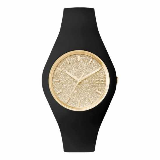 ICE glitter-Black Gold-Moyenne Ice-Watch ICE-WATCH