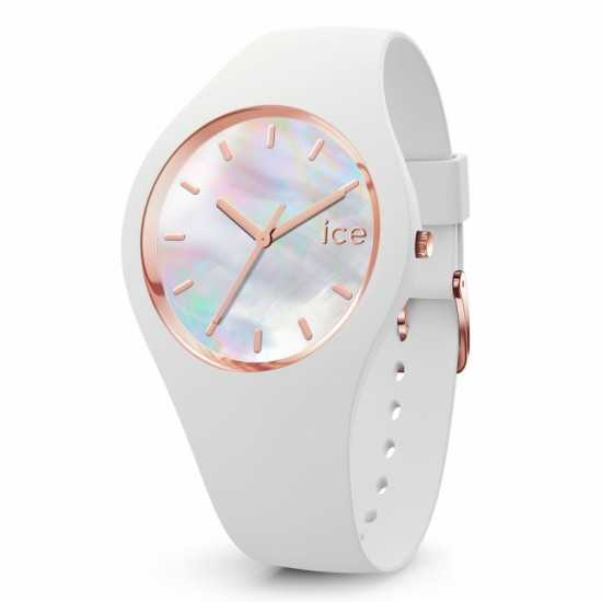 ICE pearl-White-Moyenne-3H Ice-Watch ICE-WATCH