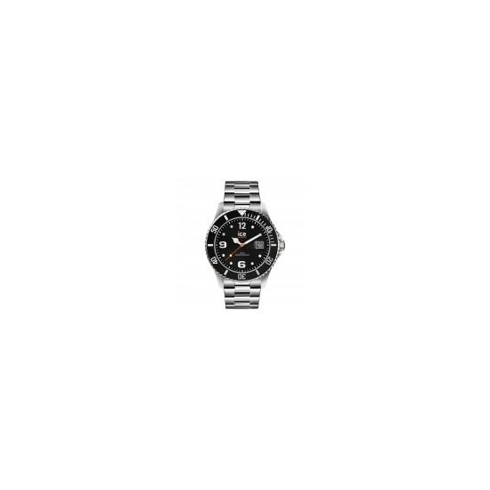 ICE steel-Black silver-Grande (L) Ice-Watch ICE-WATCH