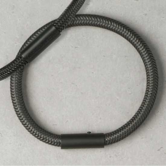 Bracelet Textum Black Christian Lacroix CHRISTIAN LACROIX