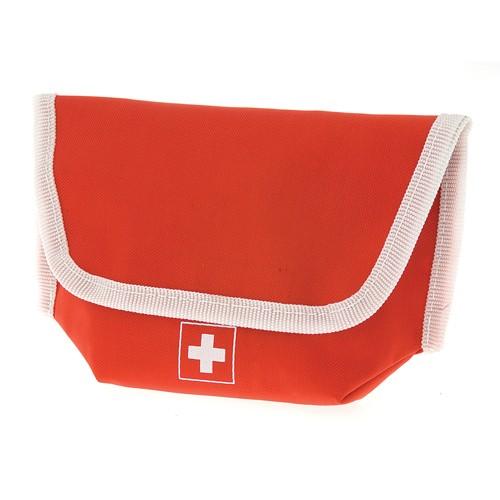 Trousse de secours publicitaire Kit urgence publicitaire redcross