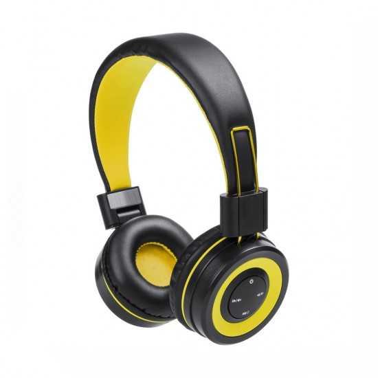 Écouteurs Bluetooth Bicolore Tresor Casque audio personnalisable