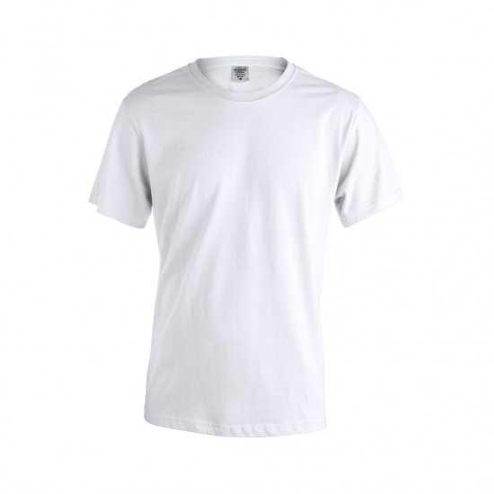 T-Shirt Adulte Blanc keya MC180-OE coton T-shirt homme personnalisé