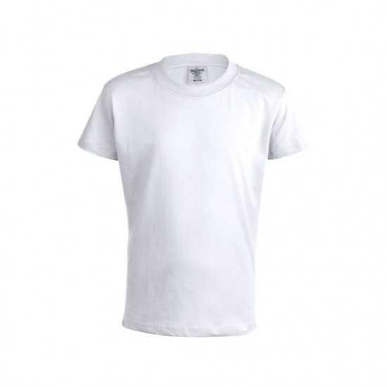 T-Shirt Enfant Blanc keya YC150 T-shirt enfant personnalisé