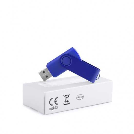 Clé USB Pivotante Survet 16Gb Clés usb publicitaires
