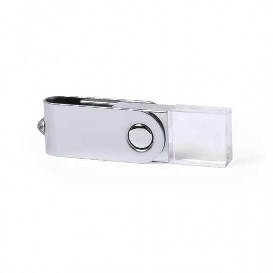 Clé USB LED blanche Horiox 16Gb Clé usb Lumineuse