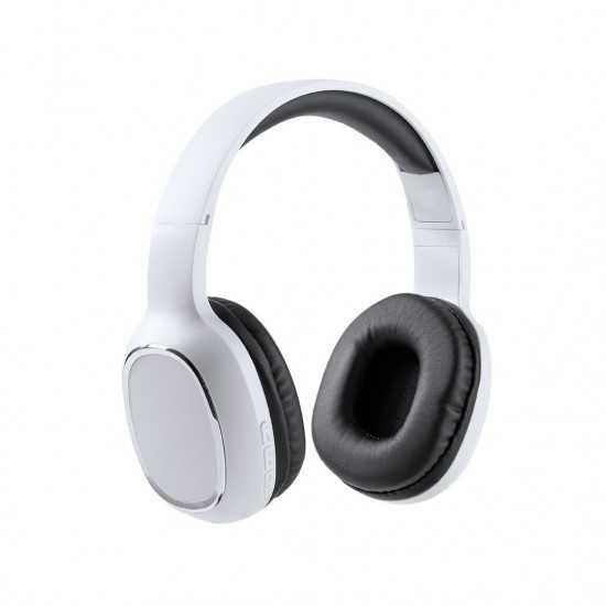 Casque Audio Design Blanc Magnel Casque audio personnalisable