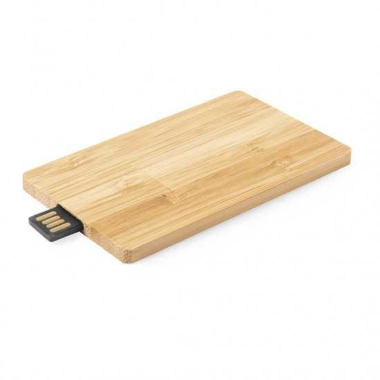 Carte USB Bambou Zilda 16GB Clés usb publicitaires