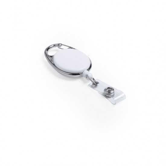 Porte Badge Soignant Napper Porte badge enrouleur personnalisé602