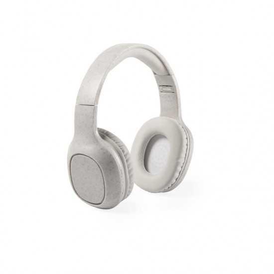 Écouteurs en Paille de Blé Datrex Casque audio personnalisable
