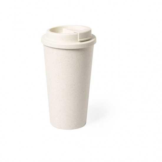 Mug Gobelet sans BPA Garlax Mug Ecologique personnalisable