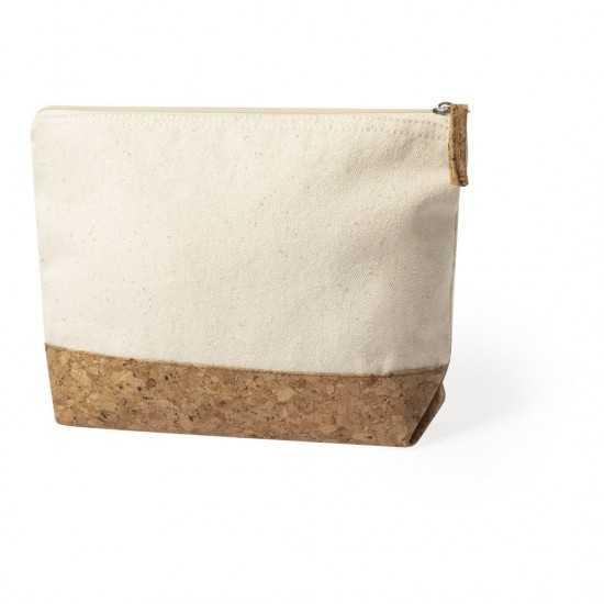 Nécessaire Liège Coton Brut Subrum Trousse coton personnalisable551