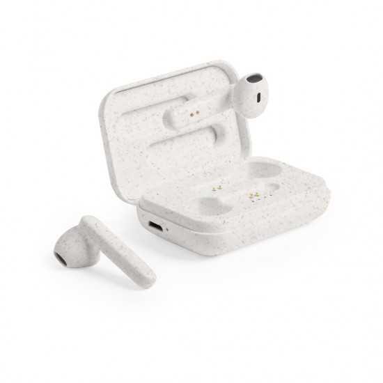 Écouteurs écologique Vounel écouteurs sans fil personnalisés