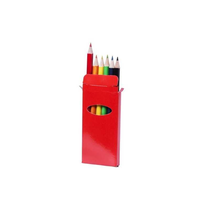 Boîte crayons publicitaire garten Crayons publicitaires