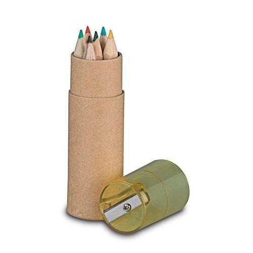 Set publicitaire baby Crayons publicitaires