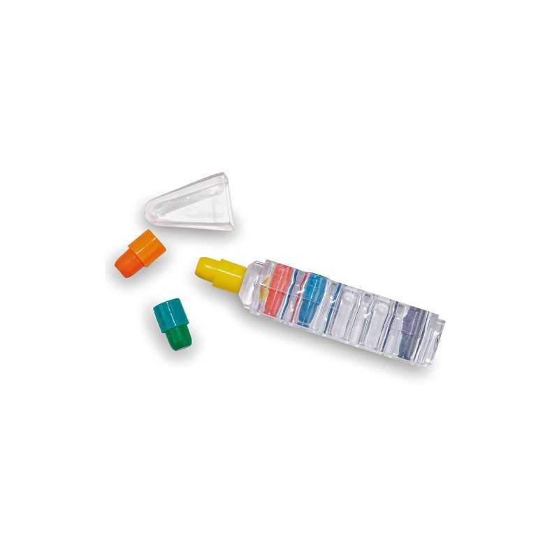 Crayons de cire publicitaire miney Fournitures enfant