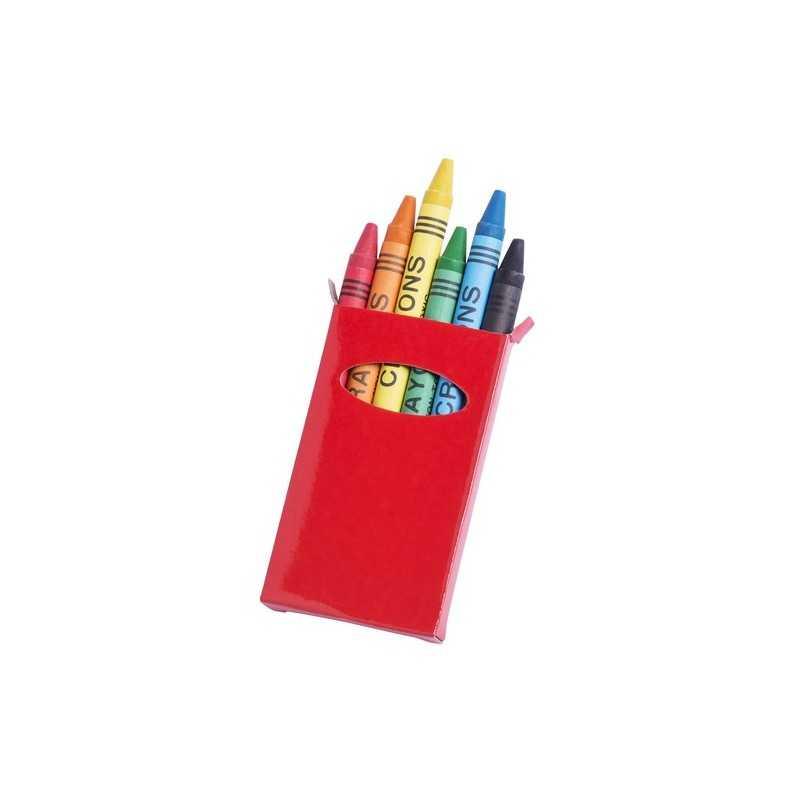 Boîte crayons publicitaire tune Crayons publicitaires
