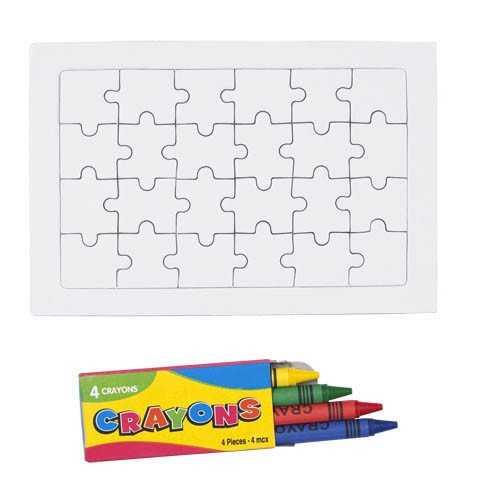 Puzzle publicitaire zeta Jeux enfant