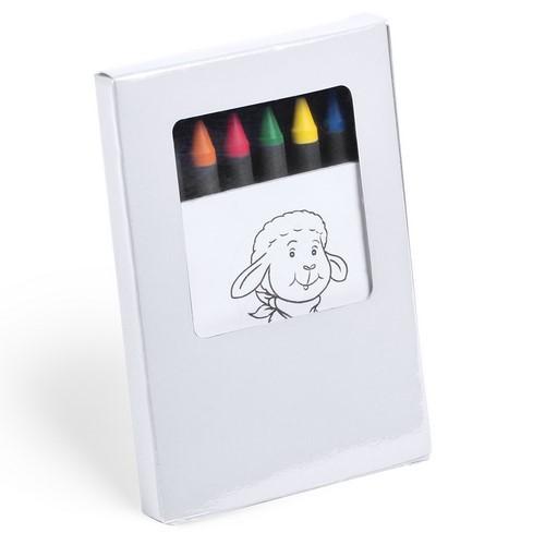Crayons publicitaires Set publicitaire yisus