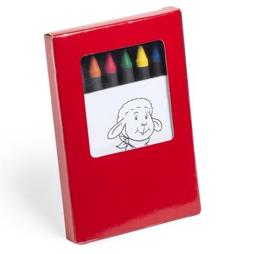 Set publicitaire yisus Crayons publicitaires