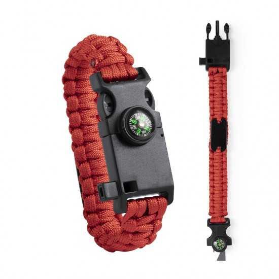 Bracelet Multifonction Aventurier Kupra Boussole publicitaire