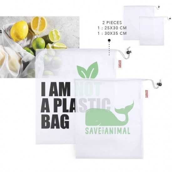 Set Sacs écologique Kortal Sac écologique personnalisable