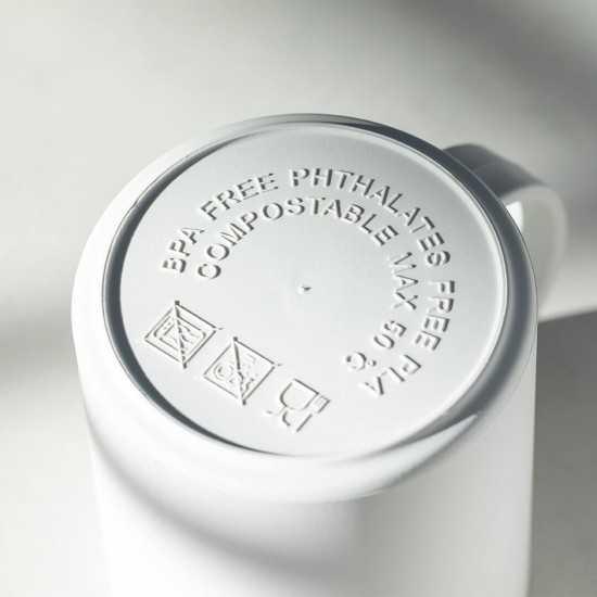 Tasse Compostable Biodégradable PLA Pioka Mug Ecologique personnalisable
