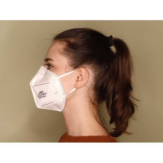 Masque FFP2 personnalisable Masque jetable