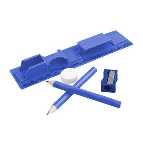 Set publicitaire delia Crayons publicitaires