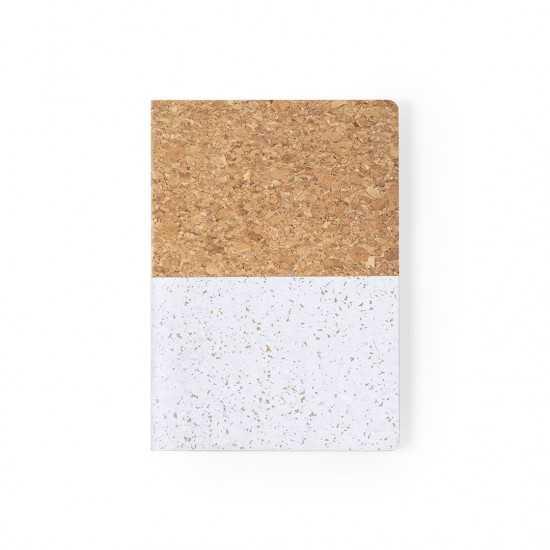 Bloc-notes A5 Bicolore liègel Hemmy Carnets Recyclés