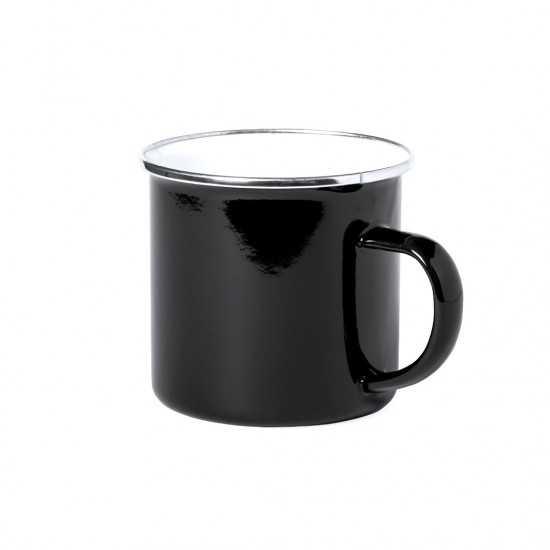 Tasse vintage acier inoxydable Kirpal Mug Métal personnalisé