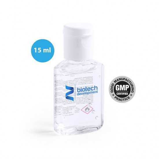 Bouteille Gel antibactérien Gel hydroalcoolique
