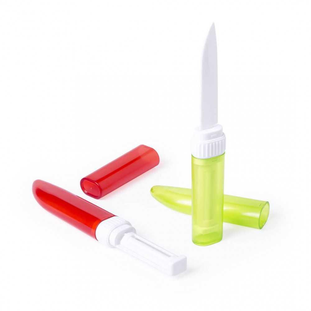 Couteau épluche-légume publicitaire levian Set couverts publicitaire