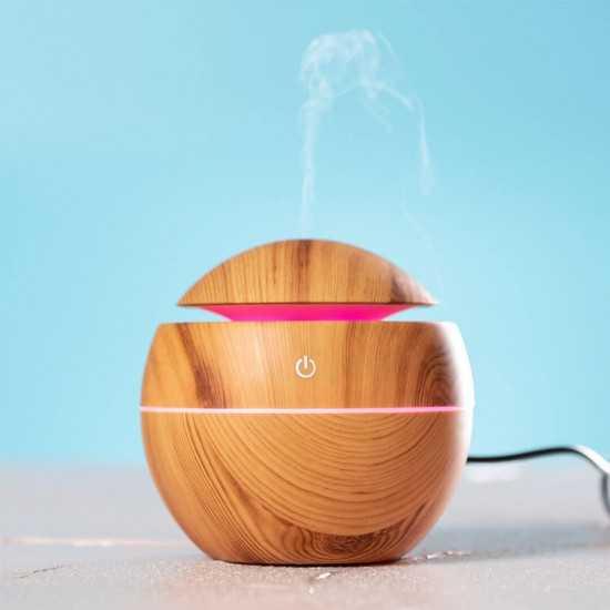Humidificateur diffuseur aromatique intégré Festok Parfum d'ambiance