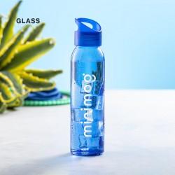 Gourde verre coloré sans BPA Tinof Gourde en Verre personnalisé