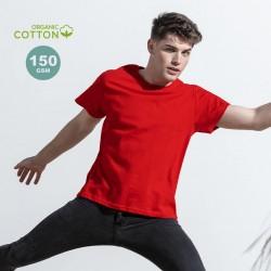 T-Shirt Adulte coton biologique Color T-shirts publicitaires