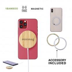 Chargeur magnétique sans fil Hatawey Chargeur Sans Fil personnalisé