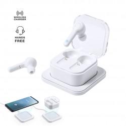 ÉcouteursBluetooth intraural sans fil Chargeur Benyer Chargeur Sans Fil personnalisé
