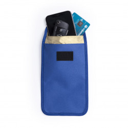 Porte Carte RFID Sécurité Hismal Étui publicitaire