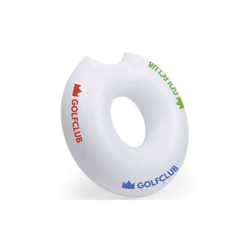 Matelas publicitaire donutk Matelas gonflable