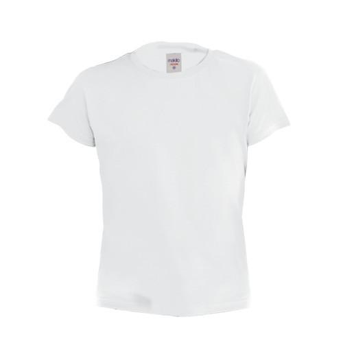T-shirt enfant blanc publicitaire hecom T-shirts publicitaires